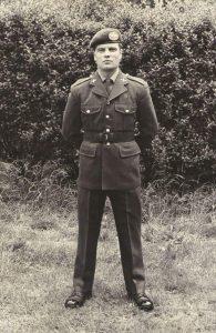 Steve Tuffen aged 16
